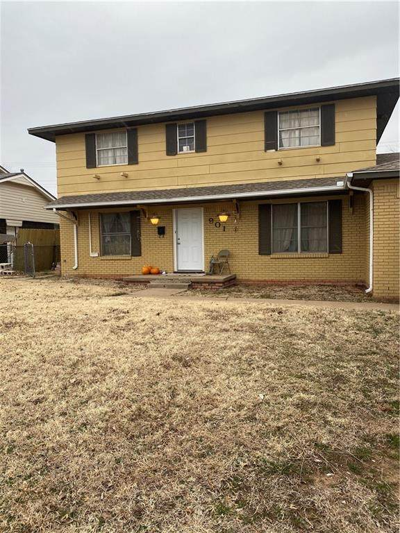 901 NE 81St. Street, Oklahoma City, OK 73114 (MLS #942060) :: Homestead & Co
