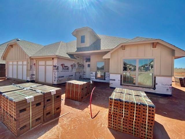 2244 E Kellan Court Terrace, Mustang, OK 73064 (MLS #943340) :: Keller Williams Realty Elite