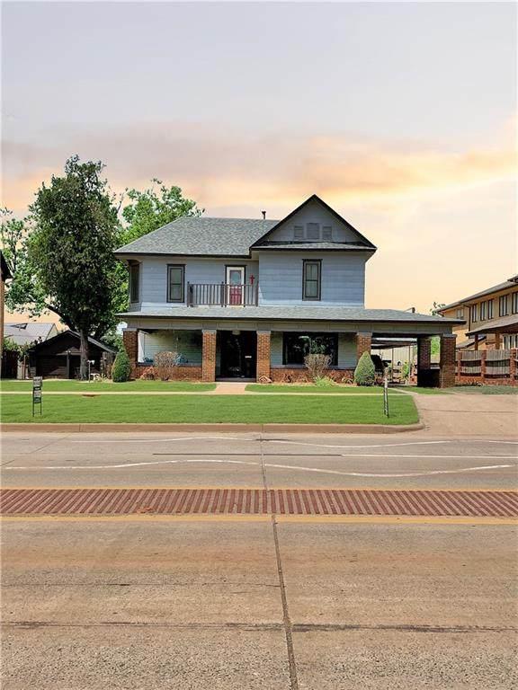 510 S Main Street, Kingfisher, OK 73750 (MLS #949632) :: Keller Williams Realty Elite