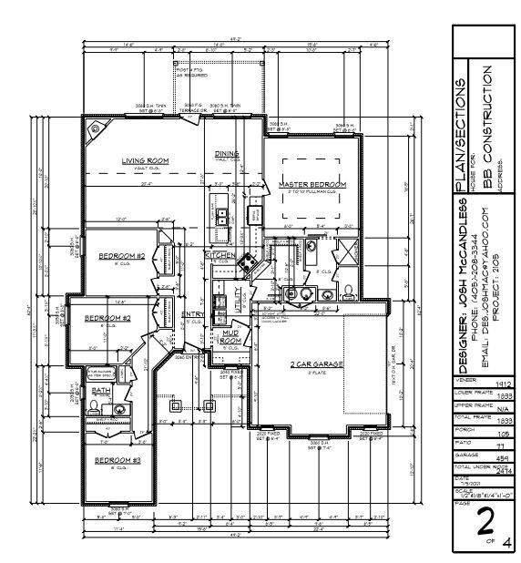 2445 Fox Lane, Blanchard, OK 73010 (MLS #956125) :: Erhardt Group at Keller Williams Mulinix OKC