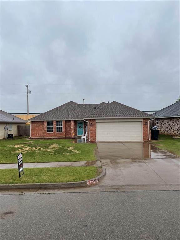 10308 NW 45th Street, Yukon, OK 73099 (MLS #957911) :: Erhardt Group at Keller Williams Mulinix OKC