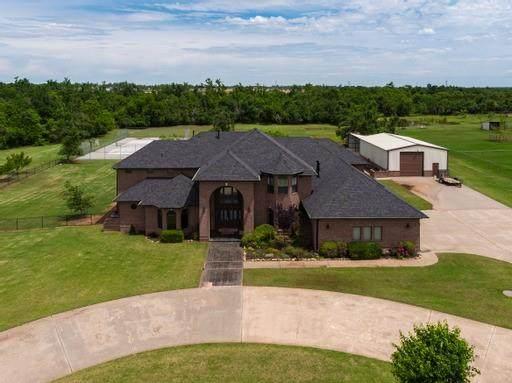 11701 SW 54th Street, Mustang, OK 73064 (MLS #958558) :: Maven Real Estate