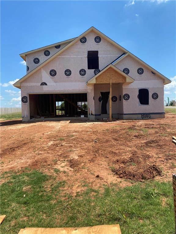 8000 Cottonwood Avenue, Edmond, OK 73034 (MLS #961203) :: Maven Real Estate