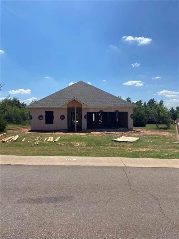 1450 Lakeview Drive, Edmond, OK 73034 (MLS #961206) :: Maven Real Estate
