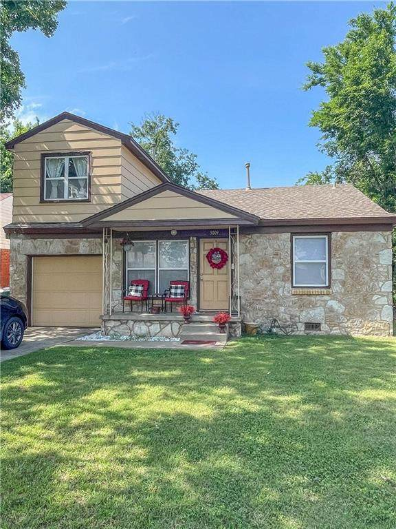 3009 NW 46th Street, Oklahoma City, OK 73112 (MLS #961227) :: ClearPoint Realty