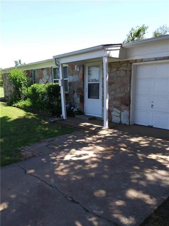 1620 Lariet Lane, Del City, OK 73115 (MLS #962791) :: Homestead & Co