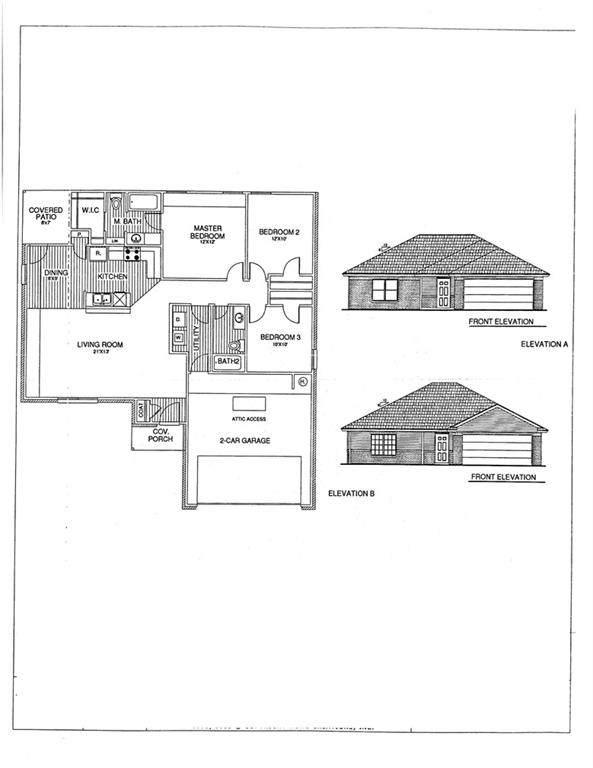 933 S Blackjack Lane, Mustang, OK 73064 (MLS #963912) :: ClearPoint Realty