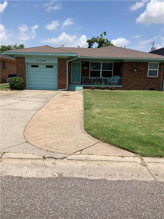 3729 NW 16th Street, Oklahoma City, OK 73107 (MLS #964564) :: Sold by Shanna- 525 Realty Group