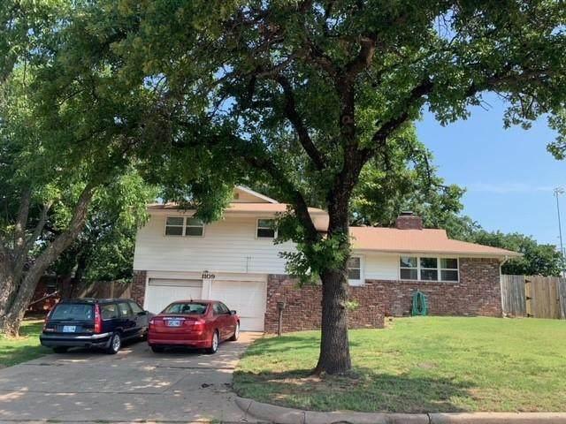 1109 S Rankin Street, Edmond, OK 73034 (MLS #965332) :: Meraki Real Estate
