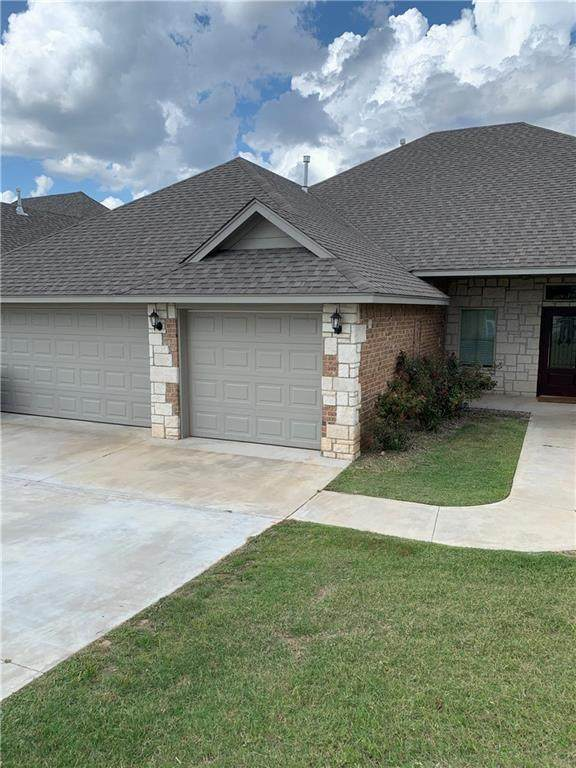 309 Starshine Drive, Norman, OK 73071 (MLS #968992) :: Meraki Real Estate