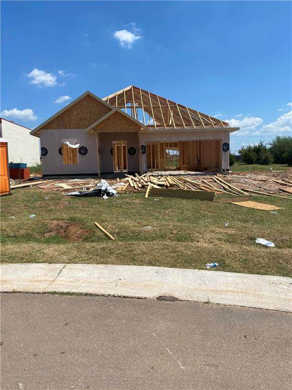8040 Cottonwood Avenue, Edmond, OK 73034 (MLS #969700) :: Maven Real Estate