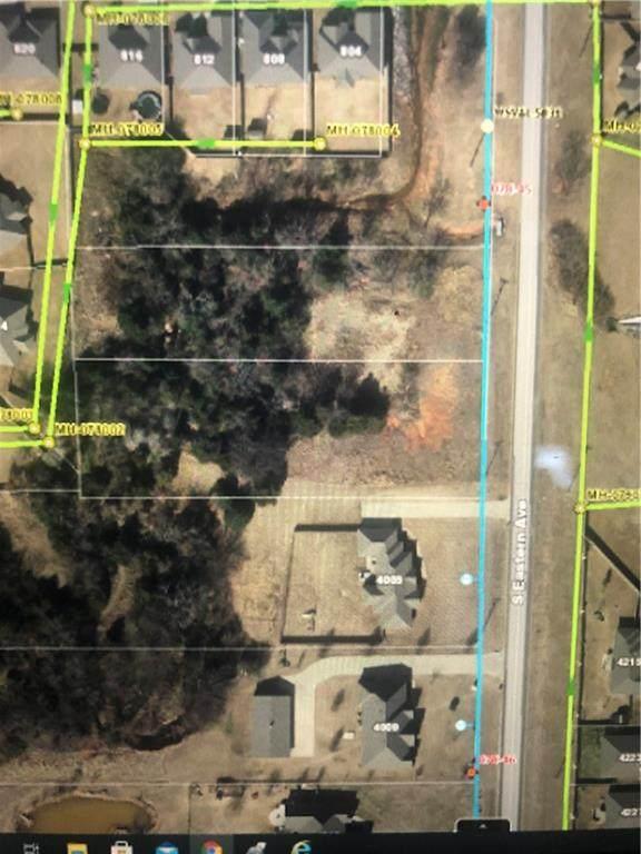S Eastern Avenue, Moore, OK 73160 (MLS #970234) :: Meraki Real Estate