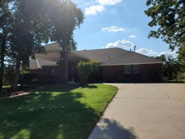 7113 Levescy Road, Oklahoma City, OK 73150 (MLS #973821) :: KG Realty