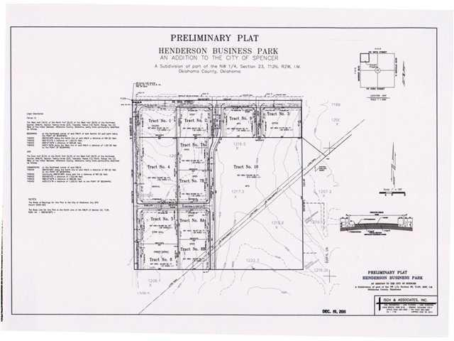 8188 NE 36 Lot 3, Spencer, OK 73084 (MLS #511623) :: Meraki Real Estate