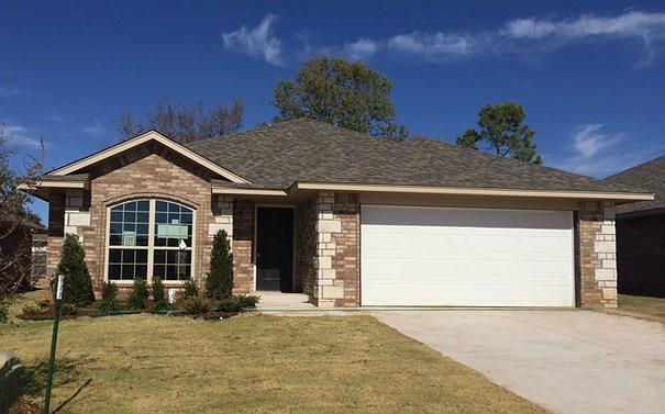 521 Talon Drive, Norman, OK 73072 (MLS #785574) :: Wyatt Poindexter Group