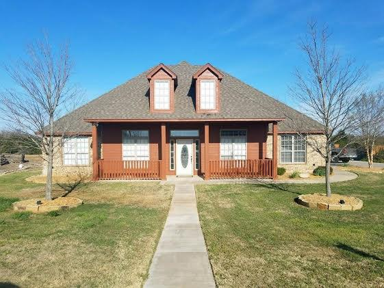 1008 Baybrook Drive, Elgin, OK 73538 (MLS #798504) :: Erhardt Group at Keller Williams Mulinix OKC