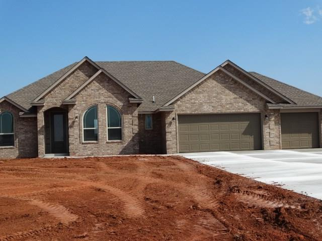 1383 County Street 2977 Street, Blanchard, OK 73010 (MLS #799530) :: Wyatt Poindexter Group