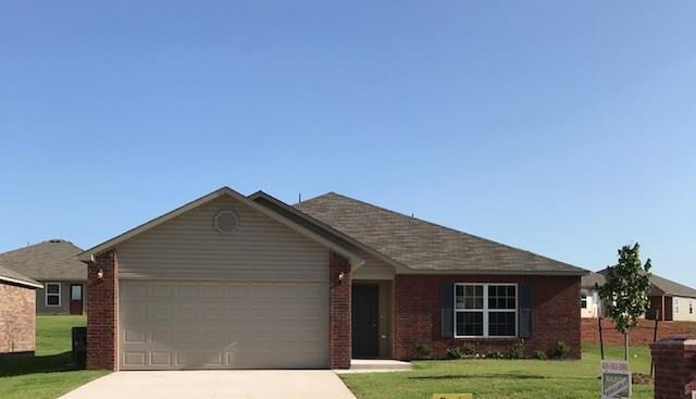 3328 SE 94th Street, Oklahoma City, OK 73160 (MLS #807514) :: Wyatt Poindexter Group