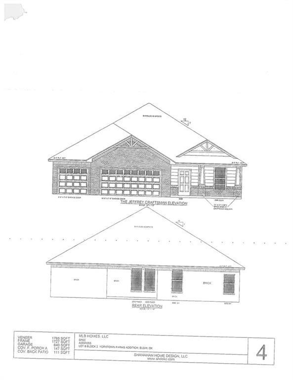 8408 NW 158th Street, Edmond, OK 73013 (MLS #816865) :: Homestead & Co