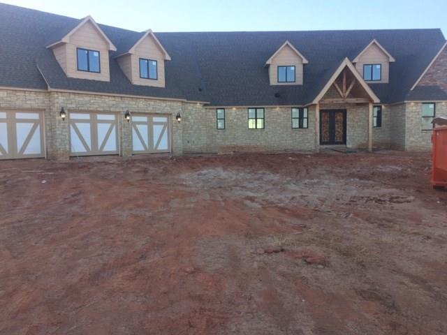 10901 Kase Drive, Oklahoma City, OK 73064 (MLS #817891) :: Erhardt Group at Keller Williams Mulinix OKC