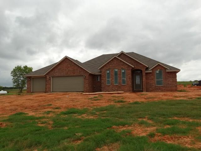 1374 County 2976 Street, Blanchard, OK 73010 (MLS #825591) :: Homestead & Co