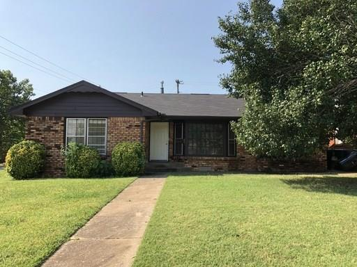 3300 Eastman, Oklahoma City, OK 73112 (MLS #833876) :: Erhardt Group at Keller Williams Mulinix OKC