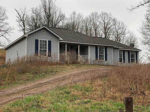 52555 County Road 586, Kansas, OK 74347 (MLS #881434) :: Homestead & Co