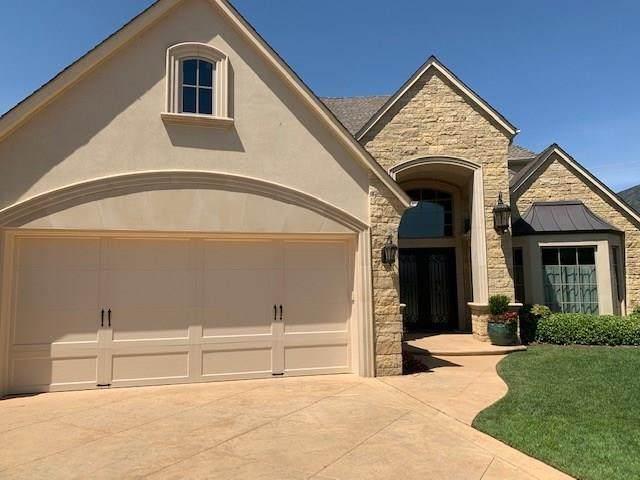 7913 Nichols Gate Circle, Nichols Hills, OK 73116 (MLS #902018) :: ClearPoint Realty