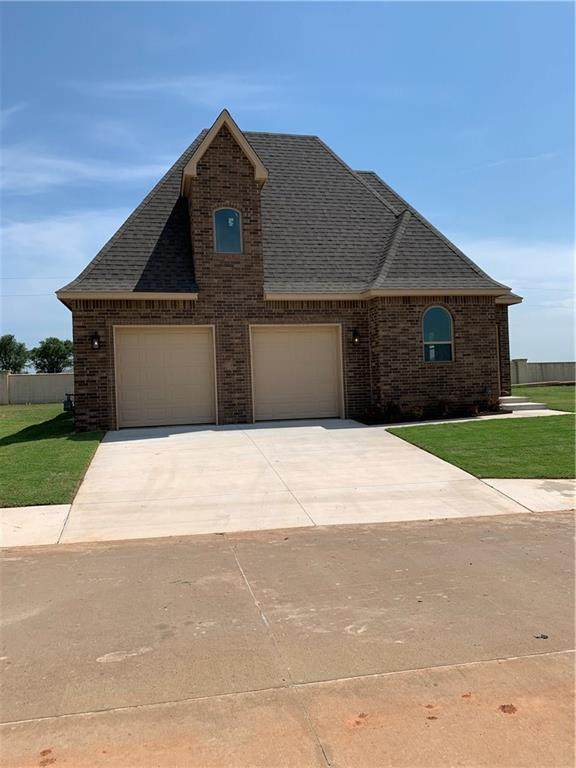 807 Venice Court, Kingfisher, OK 73750 (MLS #905245) :: ClearPoint Realty