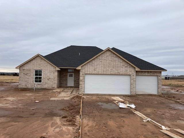 8810 Summit View Ln, Edmond, OK 73025 (MLS #922485) :: Homestead & Co