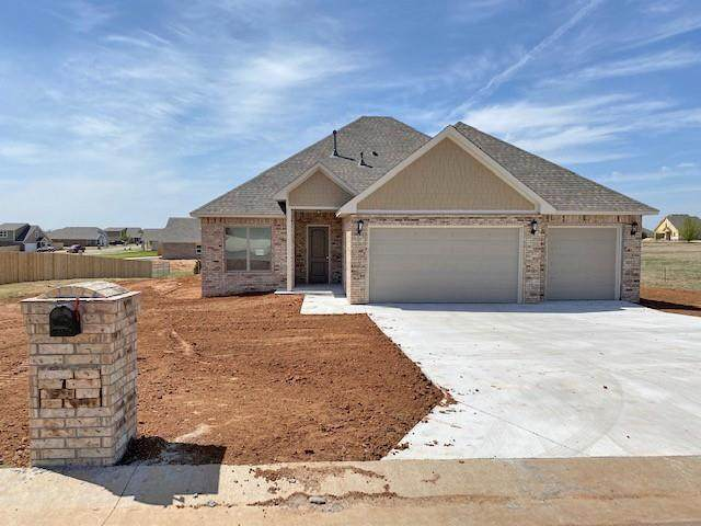 8015 Cottonwood Avenue, Edmond, OK 73034 (MLS #937735) :: ClearPoint Realty