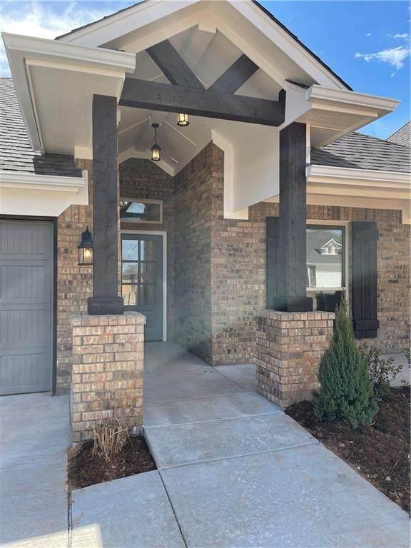 2316 NW 179th Terrace, Oklahoma City, OK 73012 (MLS #942316) :: KG Realty