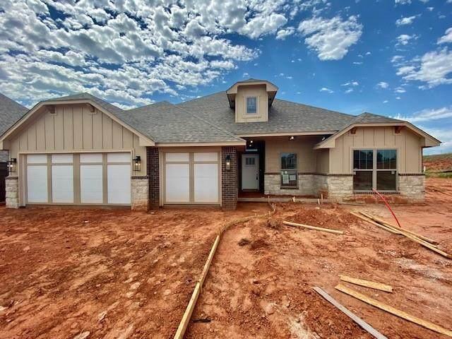 2244 E Kellan Court Terrace, Mustang, OK 73064 (MLS #943340) :: Maven Real Estate