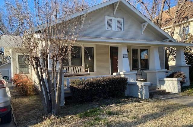 525 W Symmes Street, Norman, OK 73069 (MLS #945372) :: KG Realty