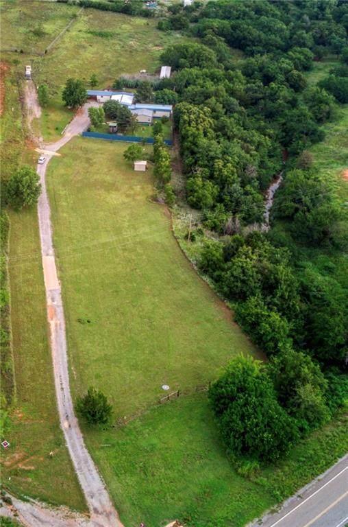 18889 N Route 66, Sayre, OK 73662 (MLS #962508) :: Homestead & Co