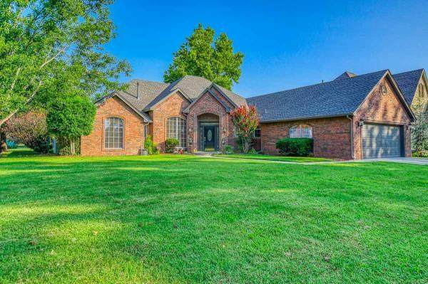3801 Waverly Court, Norman, OK 73072 (MLS #965821) :: ClearPoint Realty