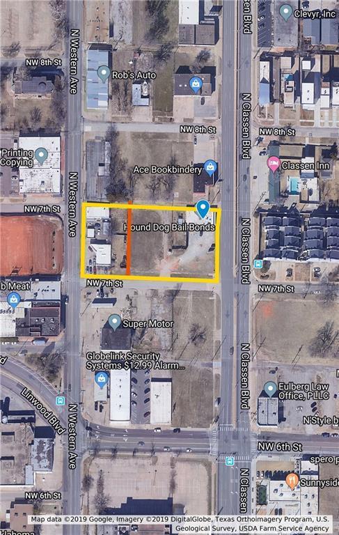 809 N Classen, Oklahoma City, OK 73106 (MLS #786789) :: KING Real Estate Group