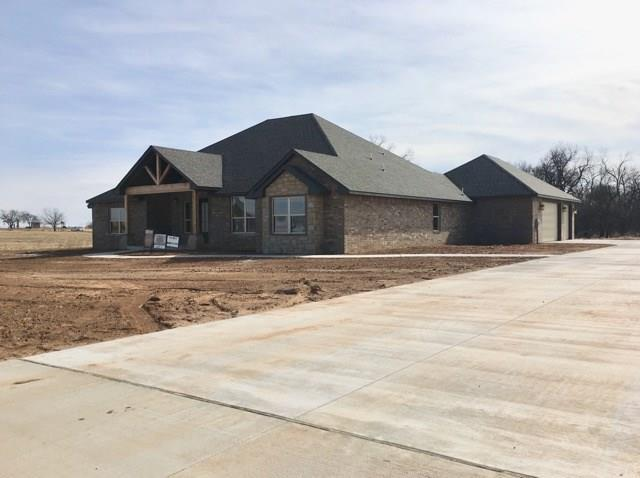 15300 SW 94th Street, Mustang, OK 73064 (MLS #792656) :: Wyatt Poindexter Group