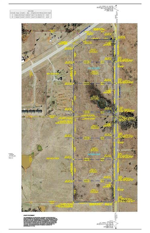 Tract 1 -County Street 2940, Blanchard, OK 73010 (MLS #804235) :: KING Real Estate Group