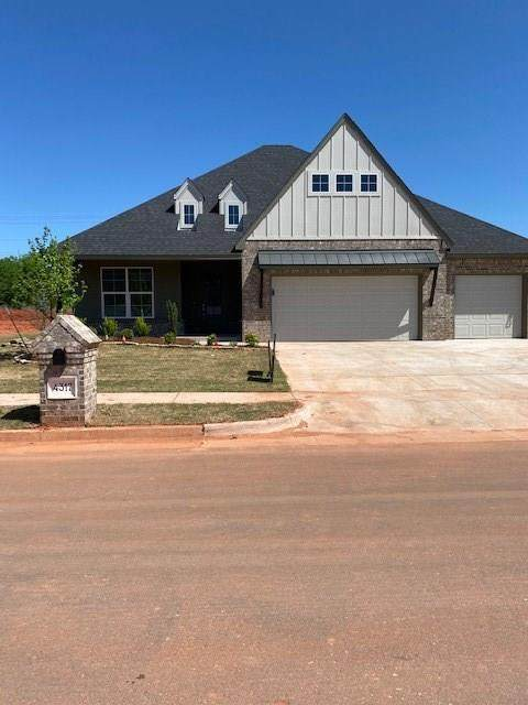 4317 Primrose Place, Edmond, OK 73012 (MLS #901420) :: Homestead & Co