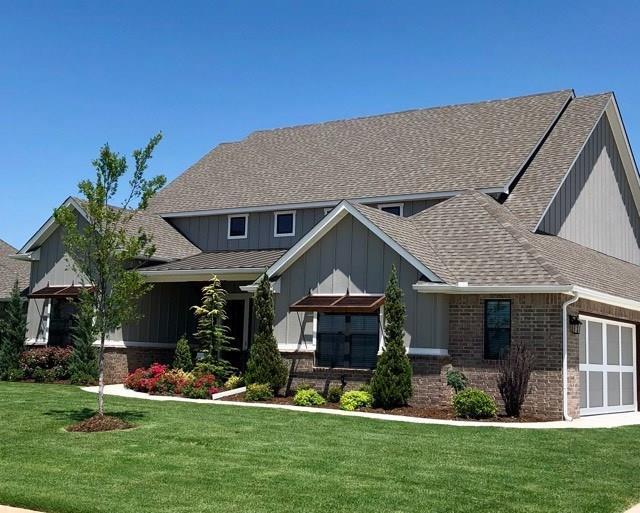 4317 SW 129th Street, Oklahoma City, OK 73173 (MLS #792741) :: Wyatt Poindexter Group