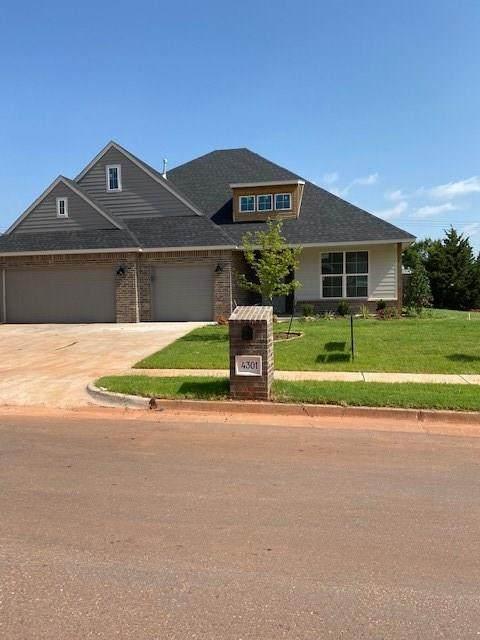 4301 Primrose Place, Edmond, OK 73012 (MLS #903682) :: Keri Gray Homes