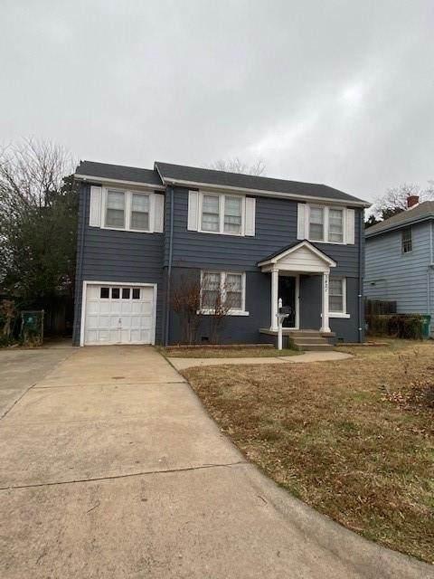 3421 NW 25th Street, Oklahoma City, OK 73107 (MLS #932170) :: Homestead & Co