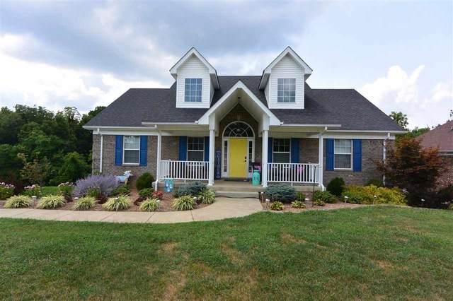 116 N Howard, Bardstown, KY 40004 (#OK183868) :: Trish Ford Real Estate Team   Keller Williams Realty