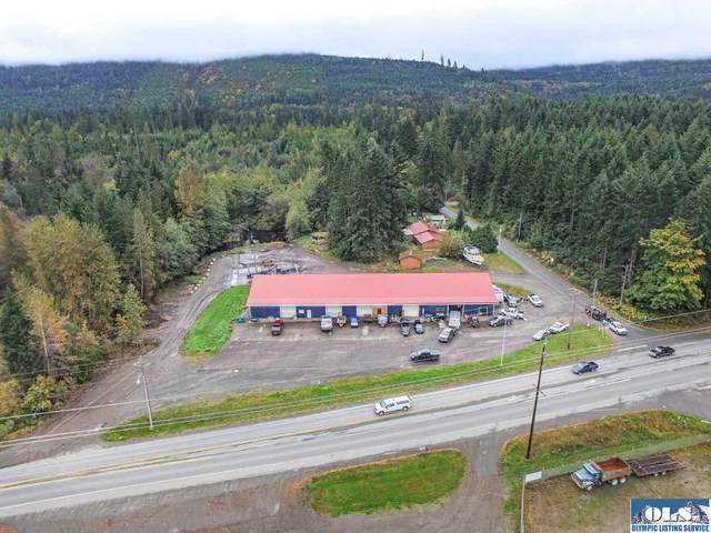 2450 W Hwy 101, 2442, Port Angeles, WA 98363 (#331862) :: Priority One Realty Inc.
