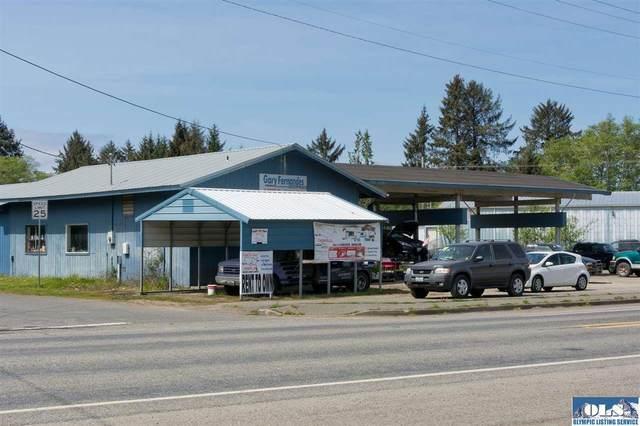 16860 Hwy 112, Clallam Bay, WA 98326 (#340765) :: Priority One Realty Inc.