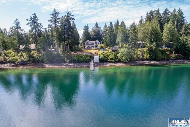 241 N Webster Lane, Lilliwaup, WA 98555 (#341026) :: Priority One Realty Inc.