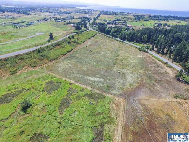 Lots 1-12 Hogback & Lotzgesell Road, Sequim, WA 98382 (#341199) :: Priority One Realty Inc.