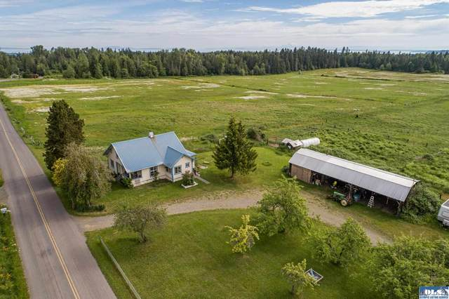 2051 Hooker Road + Lot 4, Sequim, WA 98382 (#350980) :: Priority One Realty Inc.
