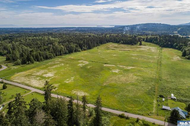 Hooker Road Lot 1 & 3, Sequim, WA 98382 (#350981) :: Priority One Realty Inc.